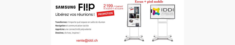 Promotion Samsung WM55H Flip