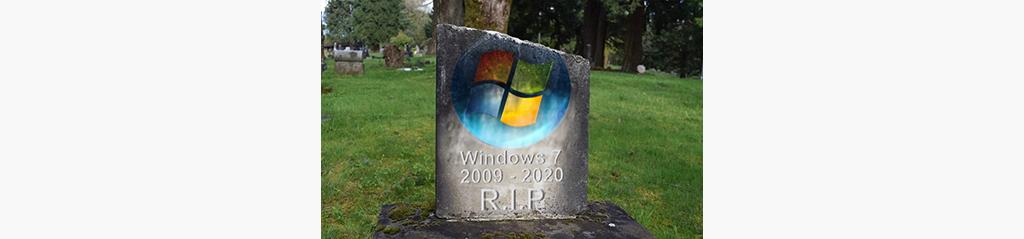 Comment se préparer à la fin de vie de Windows 7?